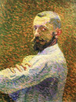 Self-portrait | Georges-Daniel de Monfreid | Oil Painting