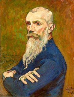 Self Portrait | Georges-Daniel de Monfreid | Oil Painting