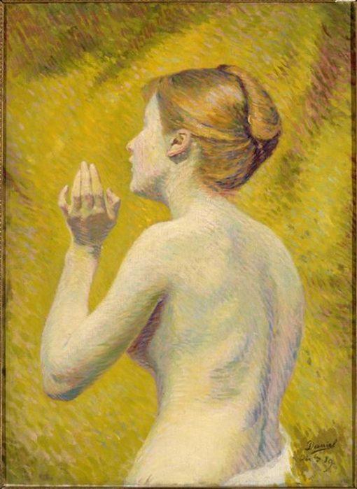 Nude   Georges-Daniel de Monfreid   Oil Painting