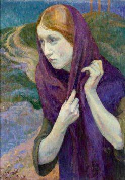La Madeleine | Georges-Daniel de Monfreid | Oil Painting