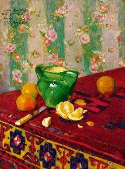 Nature morte aux oranges | Georges-Daniel de Monfreid | Oil Painting
