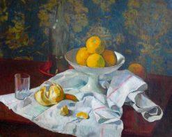 Nature morte a lorange | Georges-Daniel de Monfreid | Oil Painting