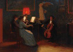Nocturne | Simon Glucklich | Oil Painting