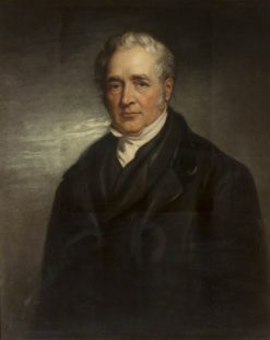 George Stephenson | Henry William Pickersgill | Oil Painting
