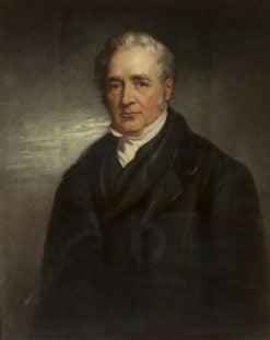 George Stephenson | Henry William Pickersgill | Oil Painting