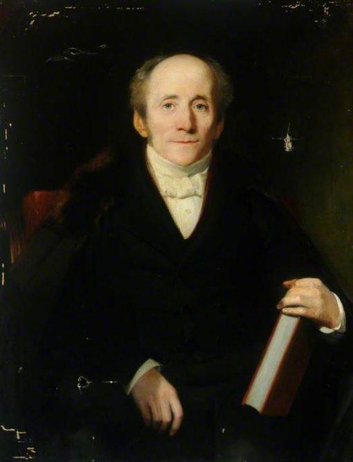 Henry Bower | Henry William Pickersgill | Oil Painting
