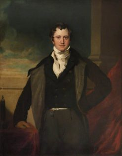 Humphry Davy | Henry William Pickersgill | Oil Painting