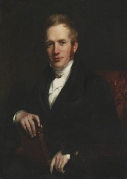 John Kenrick | Henry William Pickersgill | Oil Painting