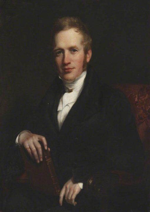 John Kenrick | Henry William Pickersgill | Oil Painting