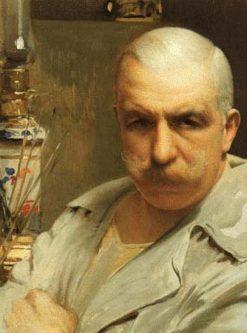 Self Portrait | Vittorio Matteo Corcos | Oil Painting