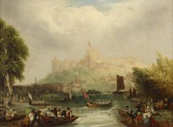 The Celebration of the 4th June at Eton | William Evans of Eton | Oil Painting