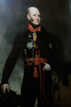 Major General Sir George Ridout Bingham | Henry William Pickersgill | Oil Painting