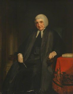 Martin Joseph Routh | Henry William Pickersgill | Oil Painting