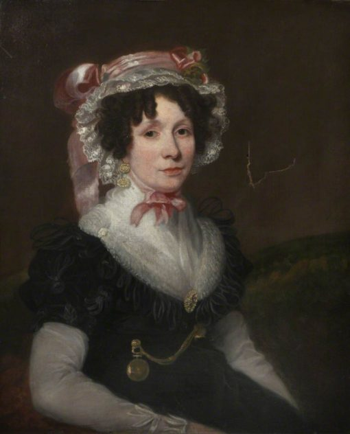 Mrs George Beadnell   Henry William Pickersgill   Oil Painting