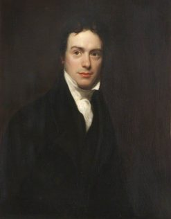 Michael Faraday | Henry William Pickersgill | Oil Painting