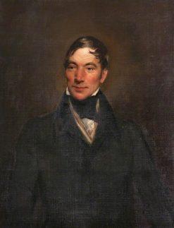 Robert Owen | Henry William Pickersgill | Oil Painting