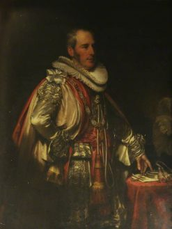 Sir Charles Bagot | Henry William Pickersgill | Oil Painting
