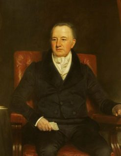 Sir Charles Gould Morgan-Robinson | Henry William Pickersgill | Oil Painting