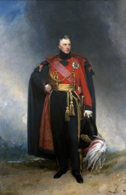 Sir George Murray | Henry William Pickersgill | Oil Painting