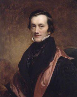 Sir Richard Owen | Henry William Pickersgill | Oil Painting