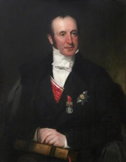 Sir Roderick Impey Murchison | Henry William Pickersgill | Oil Painting