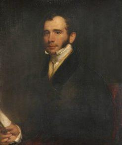 William Thomas Brande   Henry William Pickersgill   Oil Painting