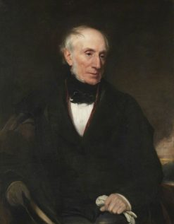 William Wordsworth | Henry William Pickersgill | Oil Painting
