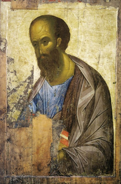 St. Paul | Andrei Rublev | Oil Painting