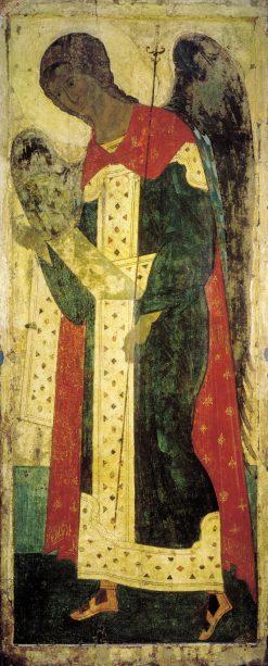 Archangel Gabriel | Andrei Rublev | Oil Painting