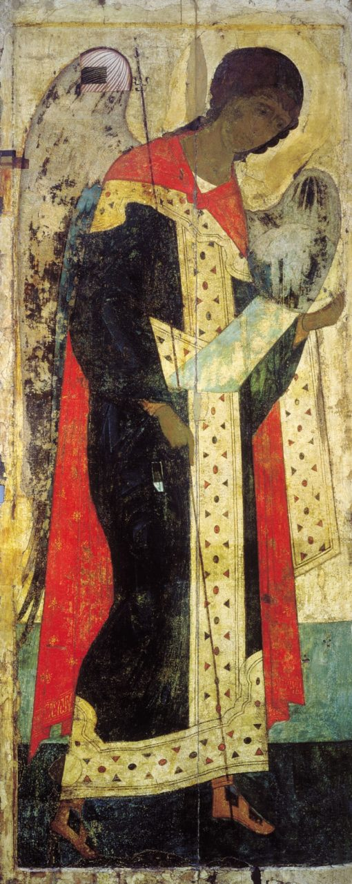 Archangel Michael | Andrei Rublev | Oil Painting