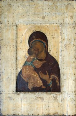 The Virgin of Vladimir | Andrei Rublev | Oil Painting