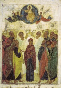 Assumption | Andrei Rublev | Oil Painting