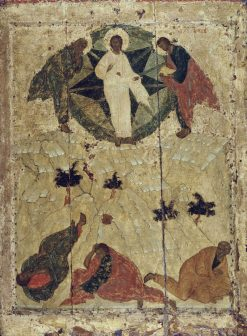 Transfiguration   Andrei Rublev   Oil Painting