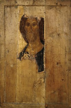 The Savior   Andrei Rublev   Oil Painting