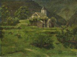 Calonico | Samuel Butler | Oil Painting