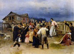 Victim of Fanatics | Nikolai Pimonenko | Oil Painting