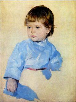 The Artists Son Nikolai | Nikolai Pimonenko | Oil Painting