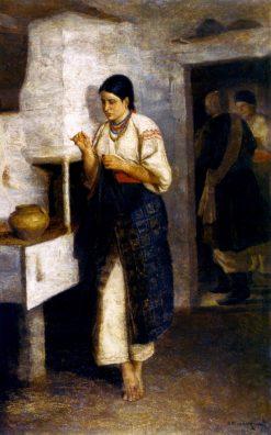 The Matchmakers | Nikolai Pimonenko | Oil Painting