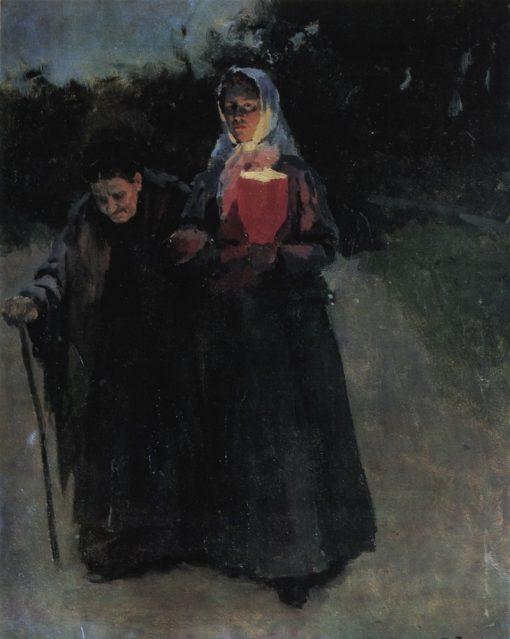 Holy Thursday | Nikolai Pimonenko | Oil Painting