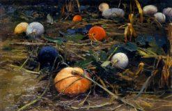 Pumpkins | Nikolai Pimonenko | Oil Painting