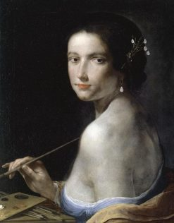Allegory of Painting | Giovanni Martinelli | Oil Painting