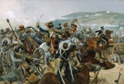 The Relief of the Light Brigade