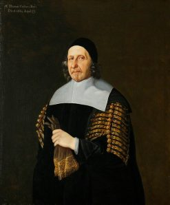 Sir Thomas Cullum | Gerard Soest | Oil Painting
