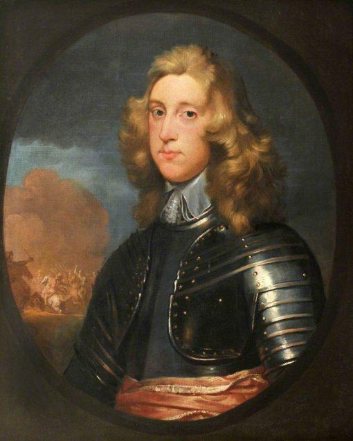 The Honourable Henry Herbert | Gerard Soest | Oil Painting