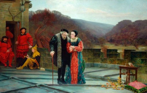 A Prisoner of State | Walter Dendy Sadler | Oil Painting