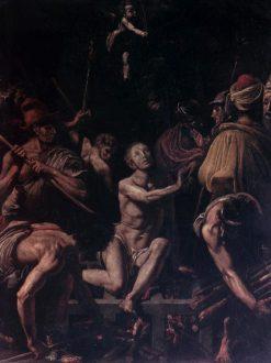 Martyrdom of St. Lawrence   Tanzio da Varallo   Oil Painting