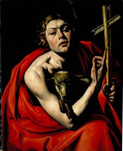 St. John the Baptist | Tanzio da Varallo | Oil Painting