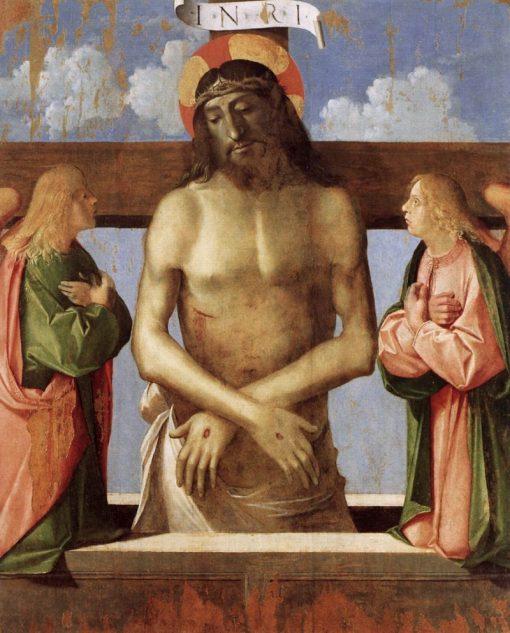 Pieta | Benedetto Rusconi | Oil Painting
