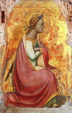 Angel | Giovanni da Milano | Oil Painting