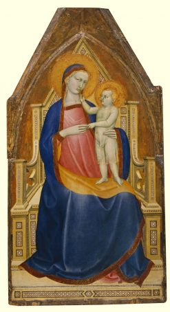 Madonna and Child | Giovanni da Milano | Oil Painting